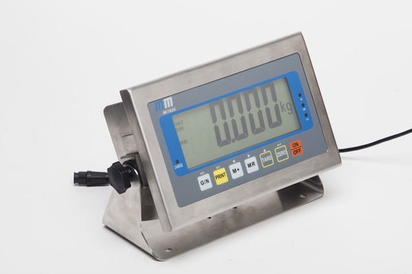 MI-102S: digital indicator: Parts counting