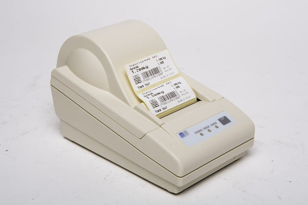 MLP 50 Thermal Printer: Barcode label printing