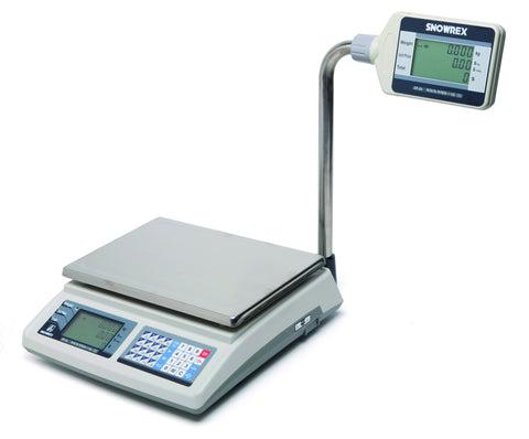 AP Price Computing Scale Trade Approved w/ Tower