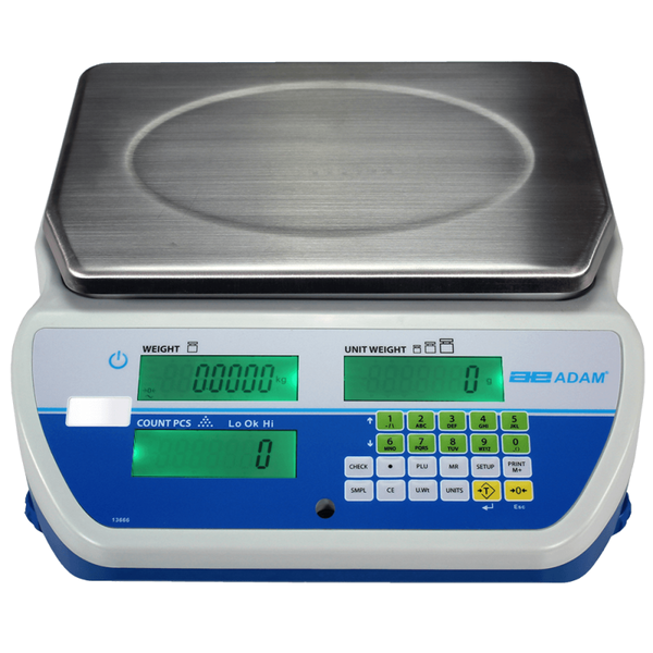 Cruiser Bench Counting Scale