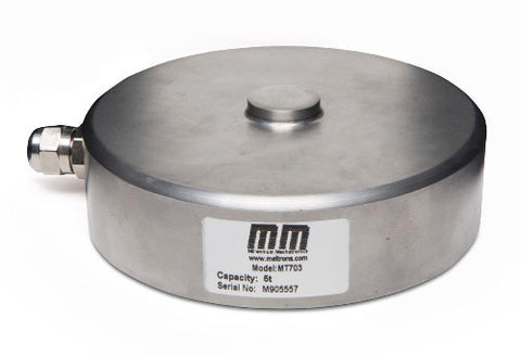 MT-703 Disc Load Cell: IP68