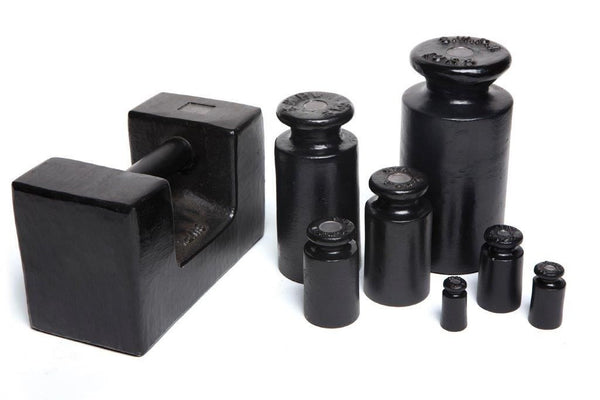 Scale Calibration Weights >> Cast Iron Test Weights - Meltrons NZ