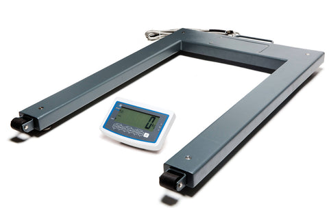 M - U Type Floor Scale