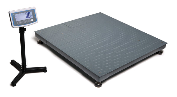 MF-Series Trade Approved Floor Pallet Scales