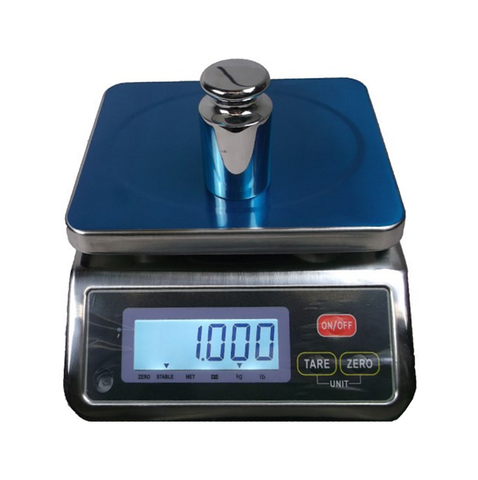 MWS Trade Approved Water Proof Scale