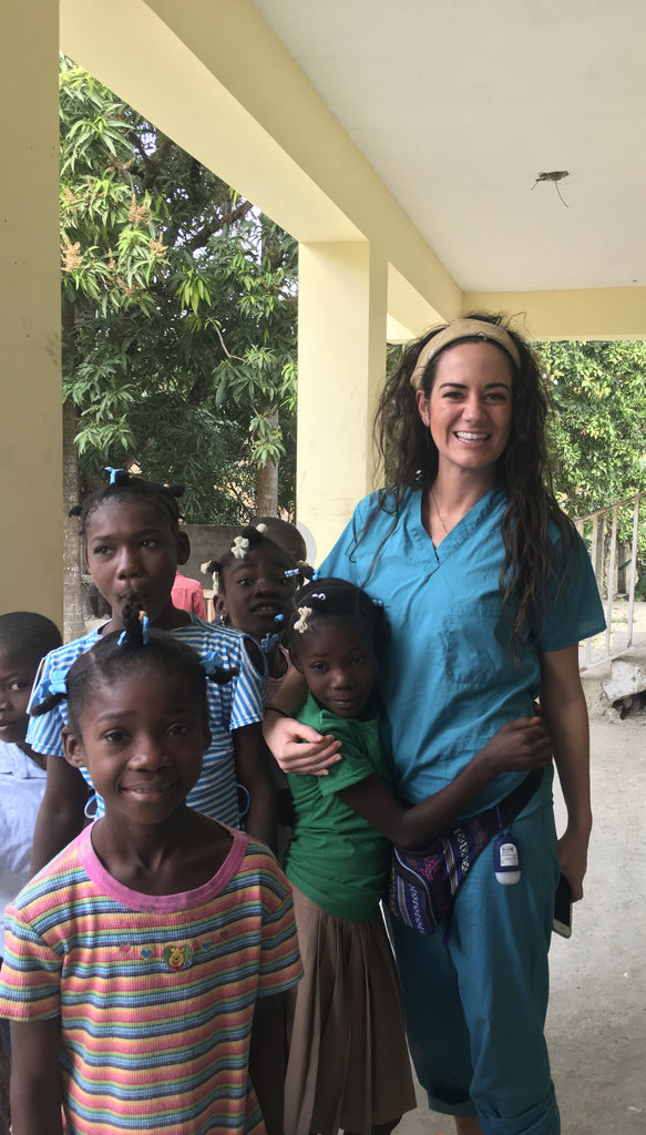 DX Ambassador Utilizes Her Skills to Volunteer in Haiti