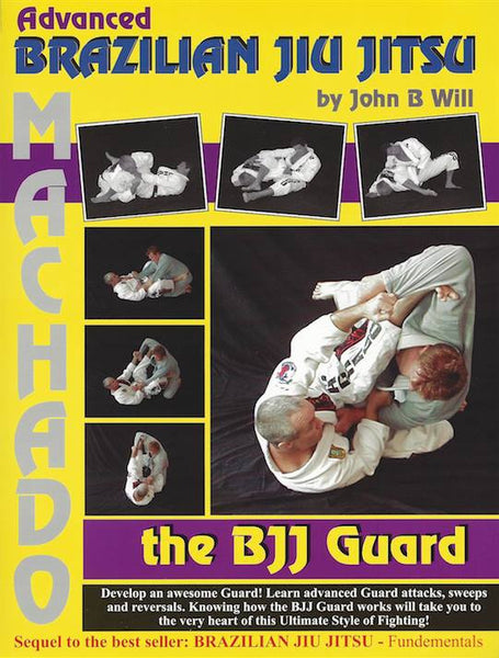 The BJJ Guard Book