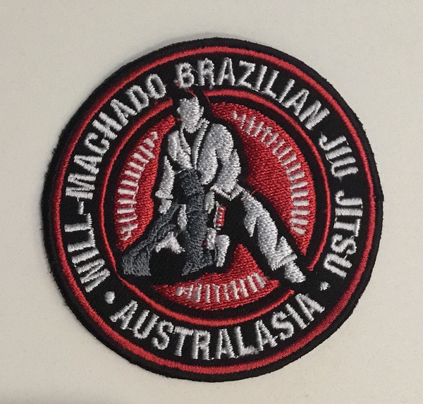 BJJ Australasia Patches