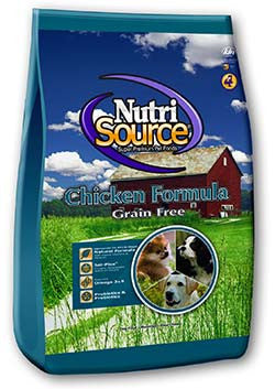 NutriSource Chicken Grain Free Dog Food