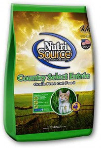 NutriSource Grain Free Country Select Entree Cat Food