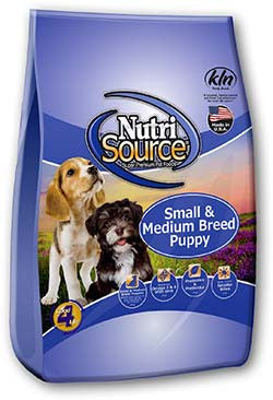 NutriSource Small and Medium Breed Puppy