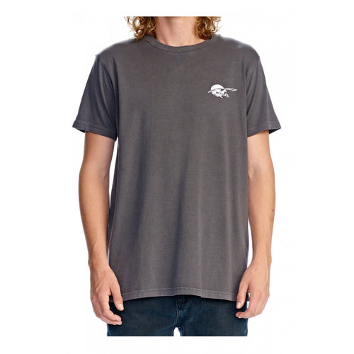 Rollas - old mate tee bird logo black