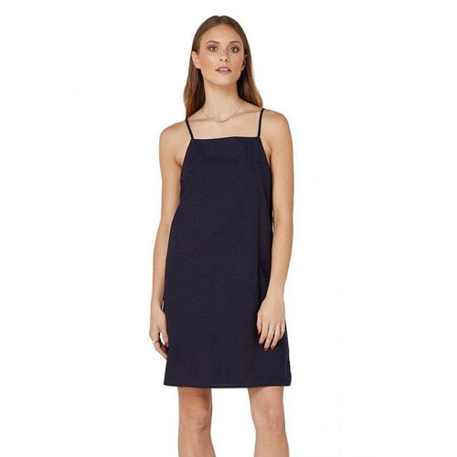 Elwood - alix dress french navy