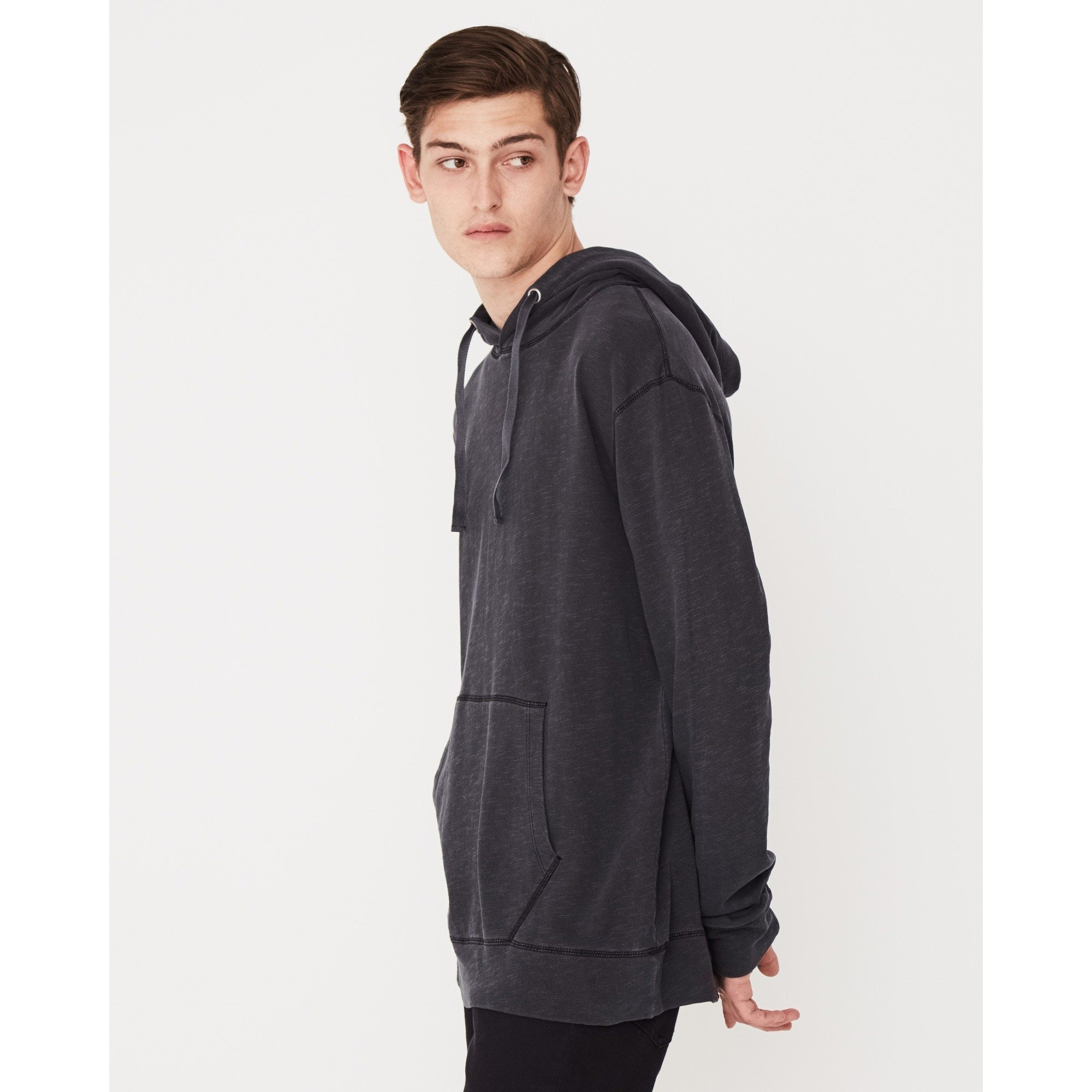 Assembly Label- foundation hooded fleece black