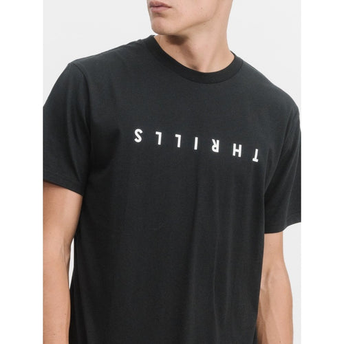 Thrills Co - classic tee black