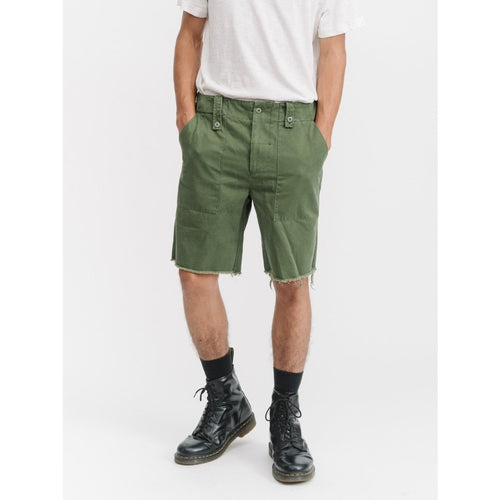Thrills Co. - military surplus short army green