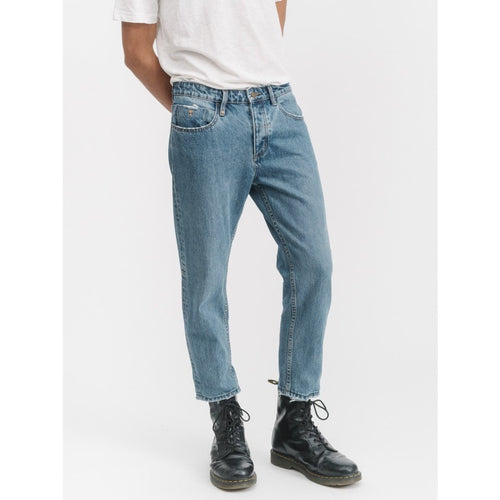 Thrills Co. - chopped jean vintage blue