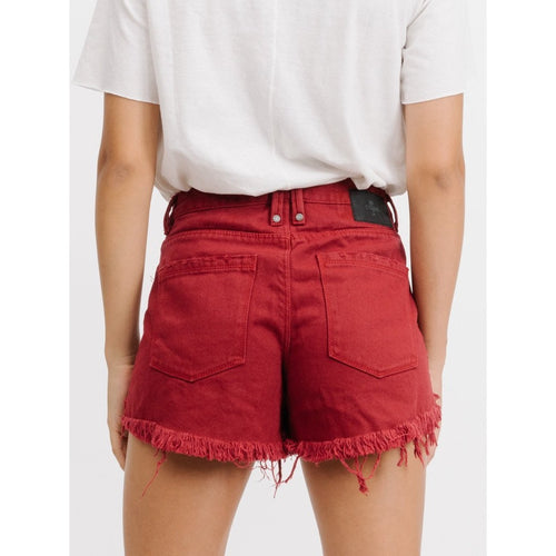 Thrills co. - destroy cobra short red