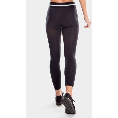 Fettle - lucinda 7/8 leggings black