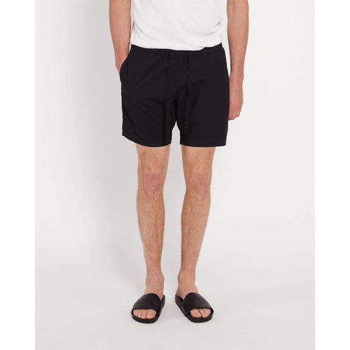 Assembly Label - ocean swim short black