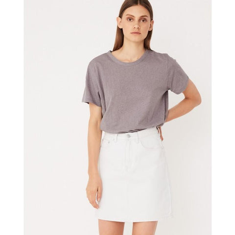 Rue Stiic - lucie top/skirt white