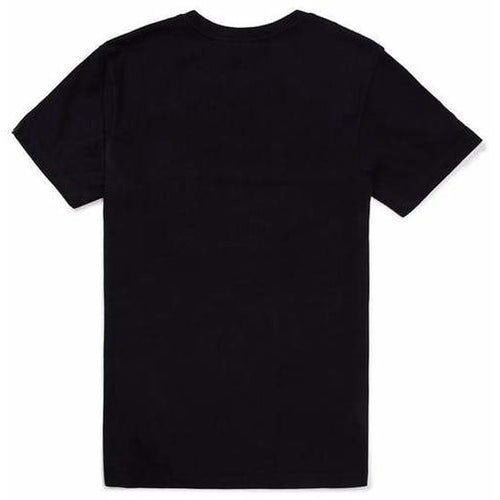 Deus Ex-Machina - standard short-sleeve embroidered tee black