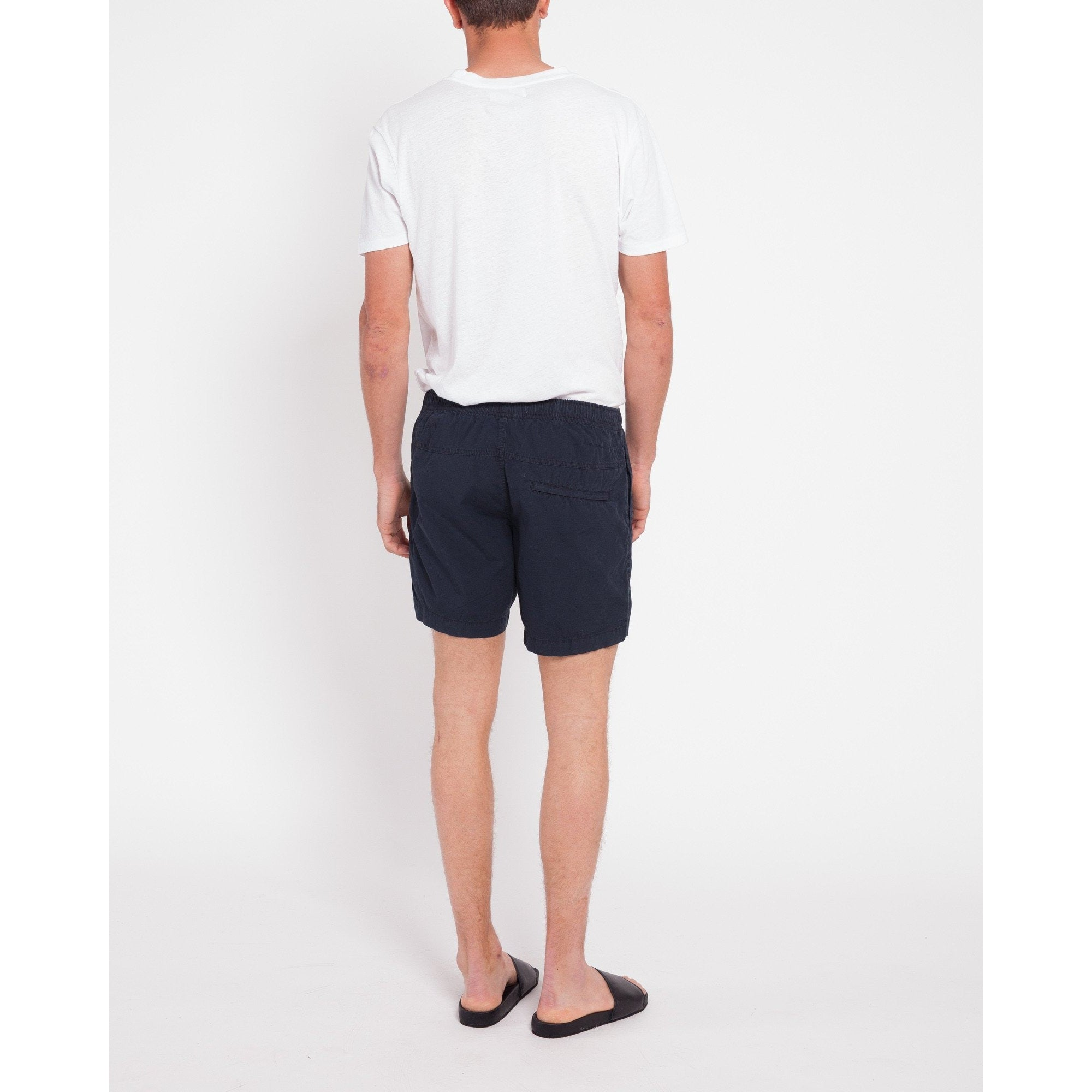 Assembly Label - ocean swim short navy