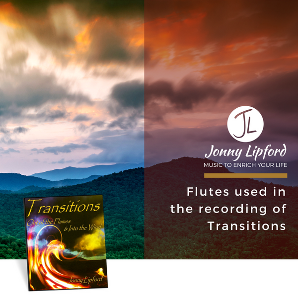 Transitions: Flute Used in Recording