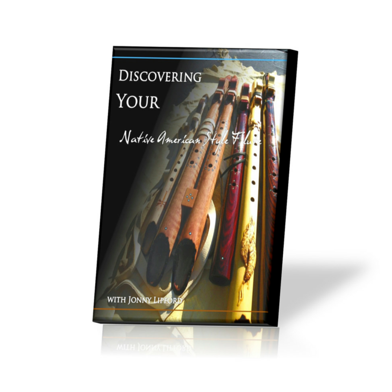 Discovering Your Native American-style Flute DVD