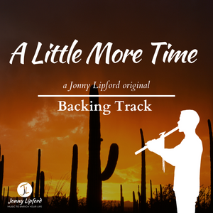 A Little More Time Backing Track [Digital Download]