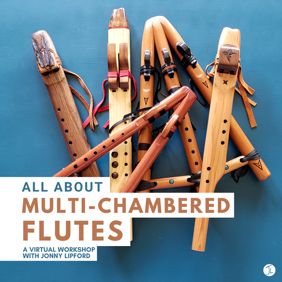 All About Multi-Chambered Flutes: Virtual Workshop