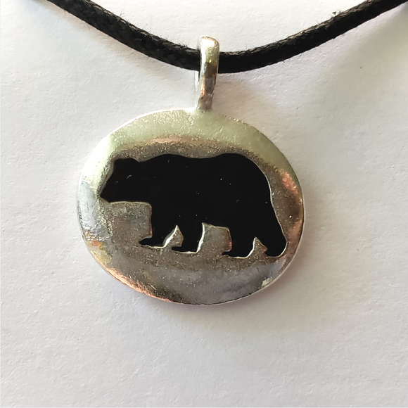 Bear Spirit Necklace
