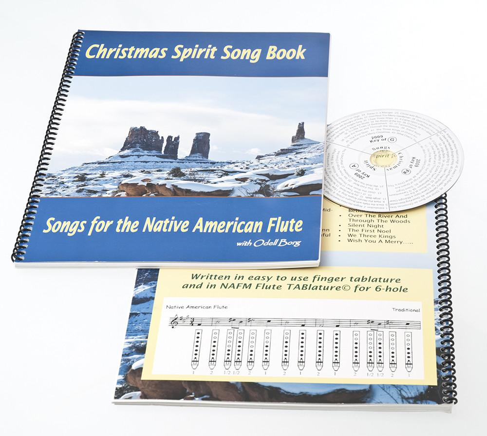 Christmas Spirit Song Book