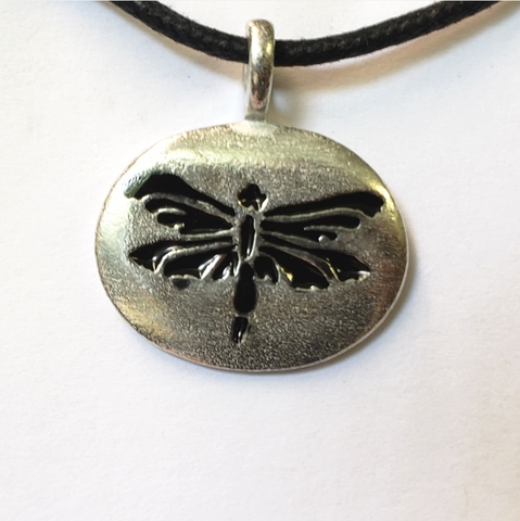 Dragonfly Spirit Necklace