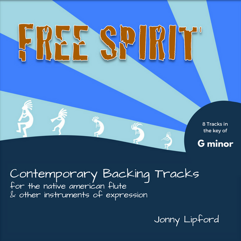Free Spirit (G minor) Backing Tracks [Digital Download]
