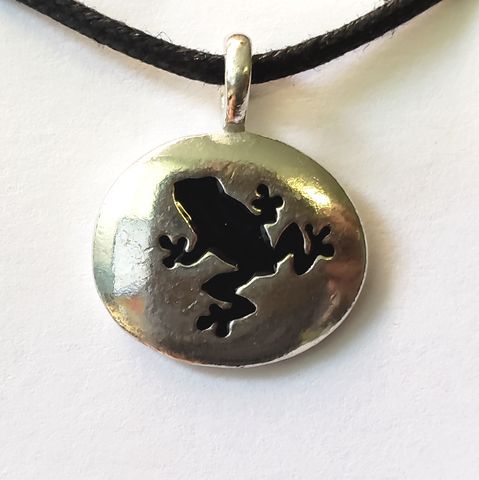 Frog Spirit Necklace