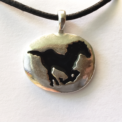 Horse Spirit Necklace