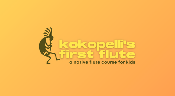 Kokopelli's First Flute e-course [Kid's Learning E-Course]