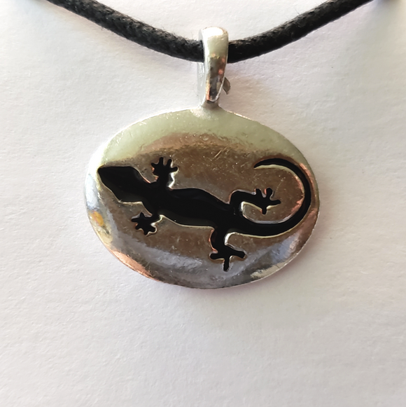 Lizard Spirit Necklace