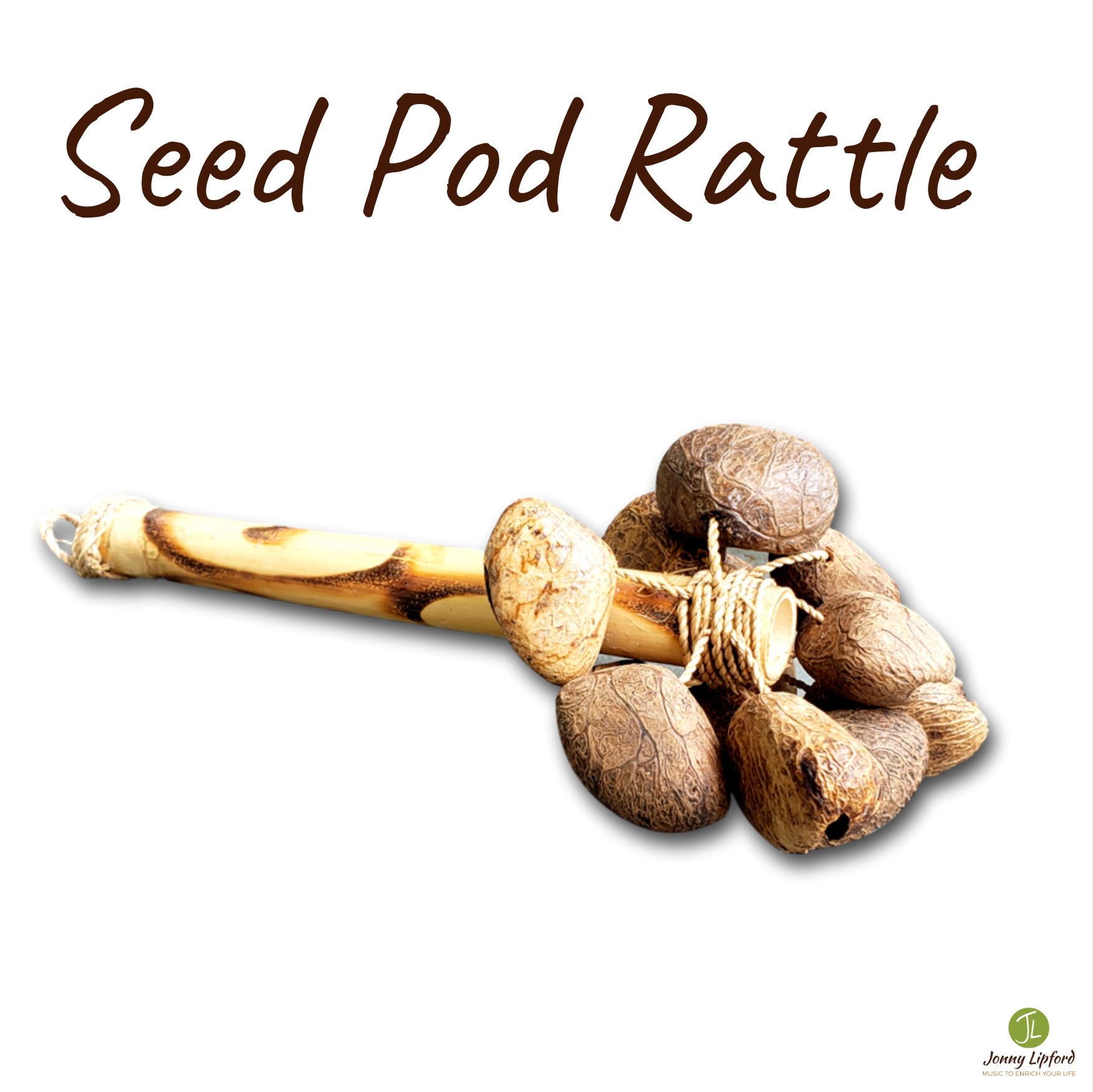 Seed Pod Rattle