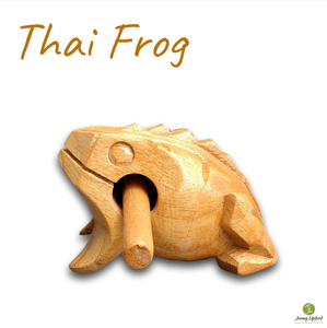 Croaking Thai Frog Instrument