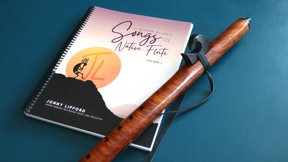 12 Songs for the Native Flute: Vol. 1 Songbook