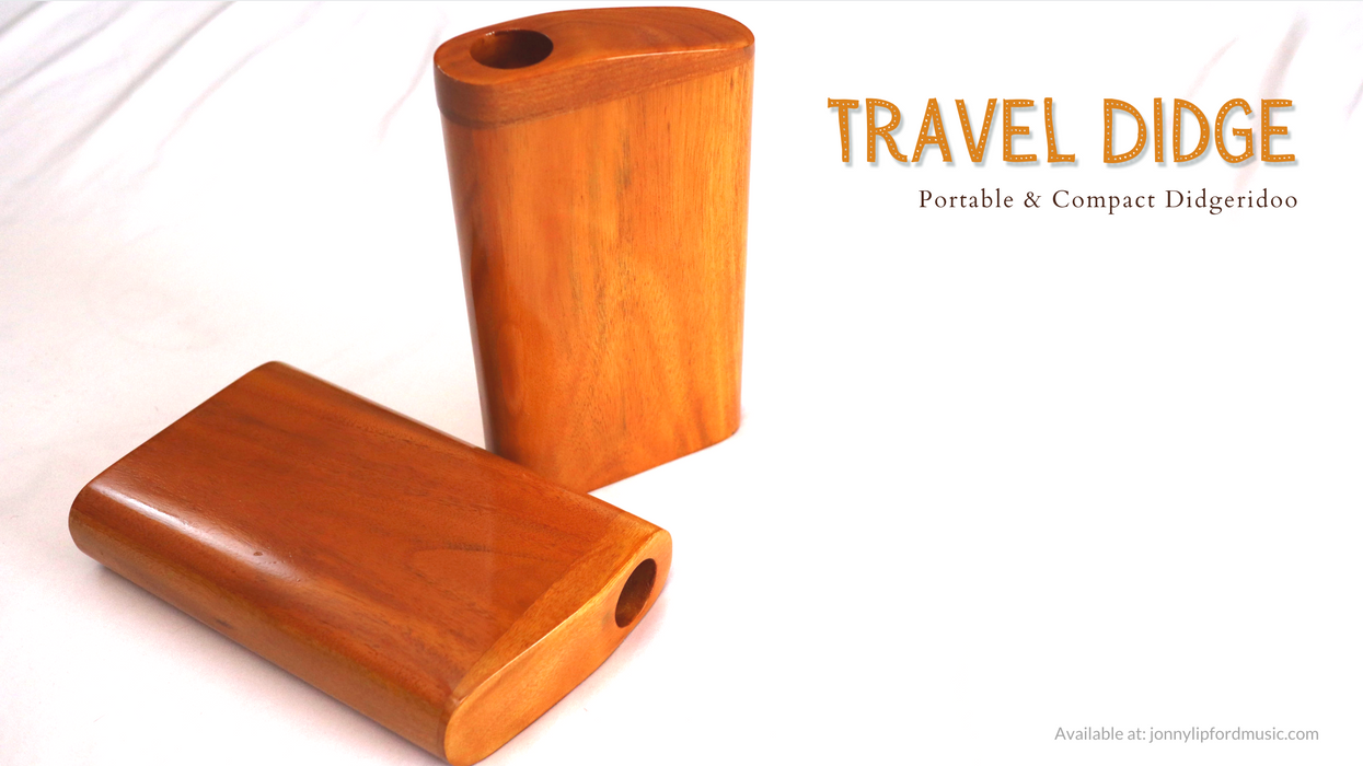 Travel Didgeridoo [Tiny, but mighty!]
