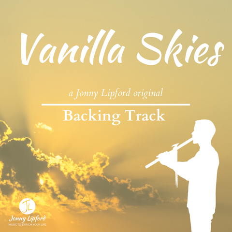 Vanilla Skies - Native American Flute Backing Track [Digital Download]