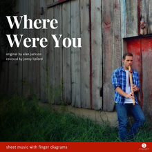 Where Were You  - Sheet Music for NAF [PDF]