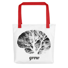 Grow Brain Tree bag