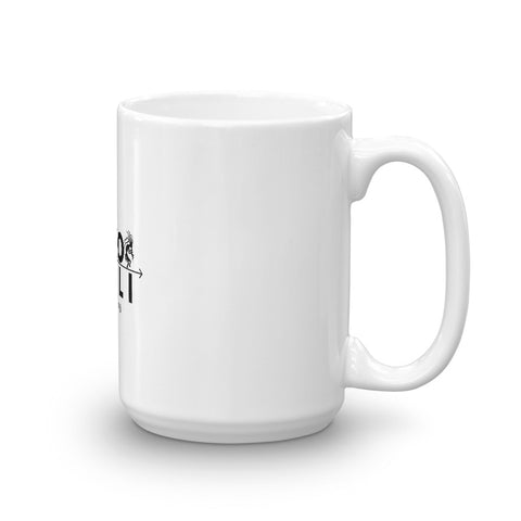 Kokopelli Arrow Coffee Mug