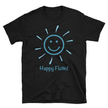 Happy Flutin! Short-Sleeve Unisex T-Shirt