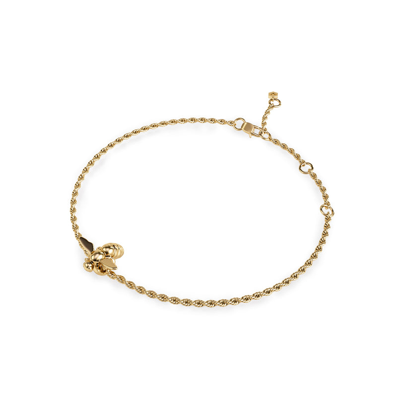 HUG ME CLOSE BRACELET GOLD