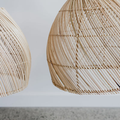rattan pendant ceiling light nz cane pendant rattan lightshade lighting nz corcovado